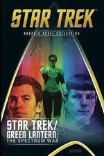 Star Trek Green Lantern - Eaglemoss release