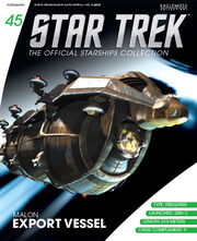 Star Trek Official Starships Collection Issue 45