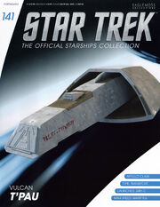 Star Trek Official Starships Collection issue 141