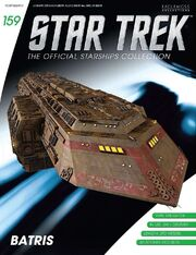 Star Trek Official Starships Collection issue 159