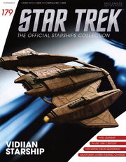 Star Trek Official Starships Collection issue 179