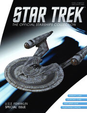 Star Trek Official Starships Collection issue SP8