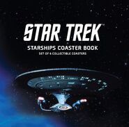 Starships Coaster Book cover