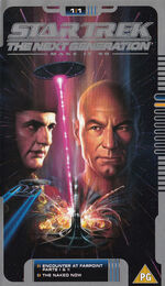 TNG 1.1 UK VHS cover