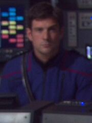 Taktischer Offizier ISS Enterprise 2155