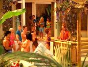 Tropisches Erholungszentrum