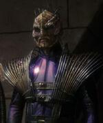 Xindi-Reptilian council guard