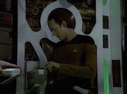 Data untersucht die Technik der Borg