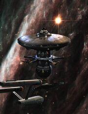 Doug Drexler's CGI starbase 47