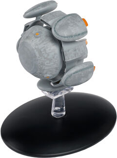 Eaglemoss 127 Eymorg starship