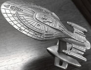Rawcliffe RF779 USS Voyager