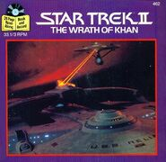Star Trek II - The Wrath of Khan (Buena Vista Records)