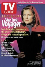 TV Guide cover, 1994-10-08