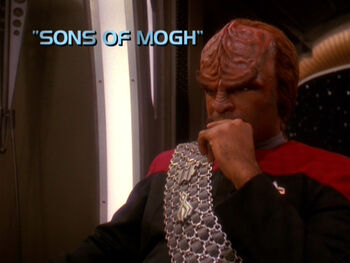 Sons of Mogh title card