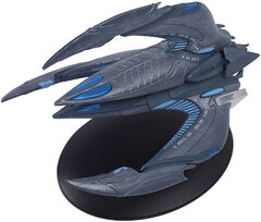 Eaglemoss 24 Xindi-Insectoid Starship