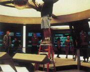 Flashback ceiling adjustment