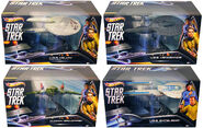 Hot Wheels Star Trek Series 4 packaged ships