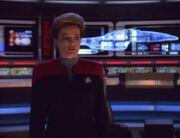 Janeway aktiviert die Selbstzerstörung