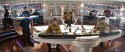 Kirk as Captain