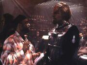 LeVar Burton directing 'Soldiers of the Empire'