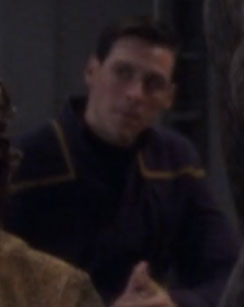 ... as an <i>Enterprise</i> NX-01 crewman