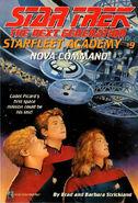 Nova Command novel