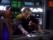 O'Brien verlegt die Station
