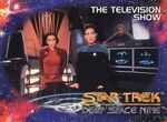 Star Trek Deep Space Nine - Season One Card089