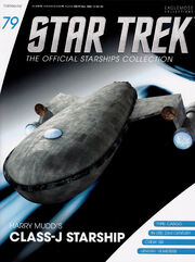 Star Trek Official Starships Collection Issue 79