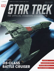 Star Trek Official Starships Collection issue 102