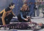 Star Trek The Next Generation - Season Three Trading Card 265