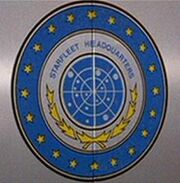 Starfleet Headquarters logo