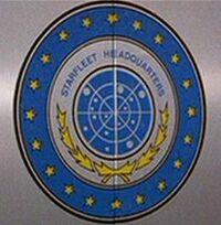 Starfleet Headquarters logo