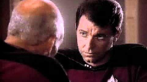 TNG 1x10 'Hide and Q' Trailer