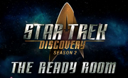 The Ready Room DIS season 2 title card