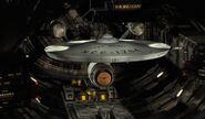 USS Defiant NCC-1764 CGI model