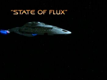 State of Flux title card