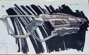 Bajoran Phaser Rifle - Jim Martin