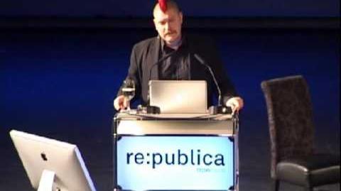 Re publica 2010 - Sascha Lobo - How to survive a shit storm