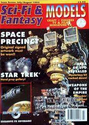 Sci-Fi & Fantasy models cover 07
