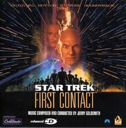 Star Trek- First Contact Soundtrack Cover