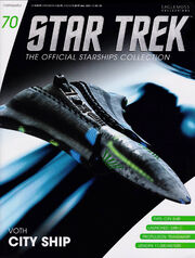Star Trek Official Starships Collection issue 70