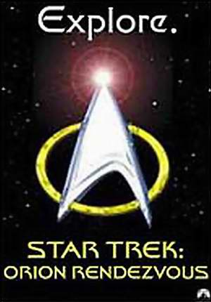 "Image result for ""Star Trek: Orion Rendezvous"" classic 1993 planetarium show"
