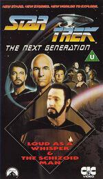 TNG vol 16 UK VHS cover