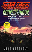 The Genesis Wave Book Two paperback cover