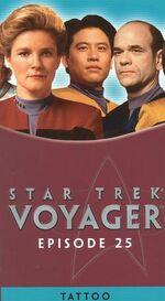 VOY 25 US VHS