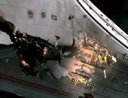 Voyager Hüllenbruch