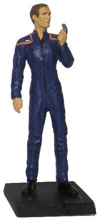 GE Fabbri 3 Archer figurine