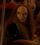 Klingon warrioress 1