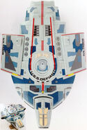 Playmates USS Defiant